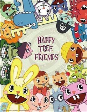 happy-three-friends