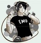 Emo стилът е начин на живот