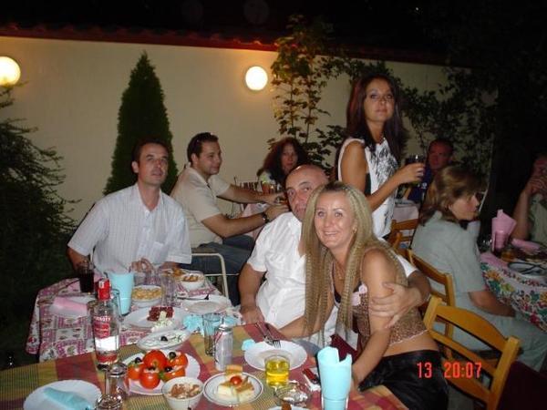 Моят рожден ден - 2008